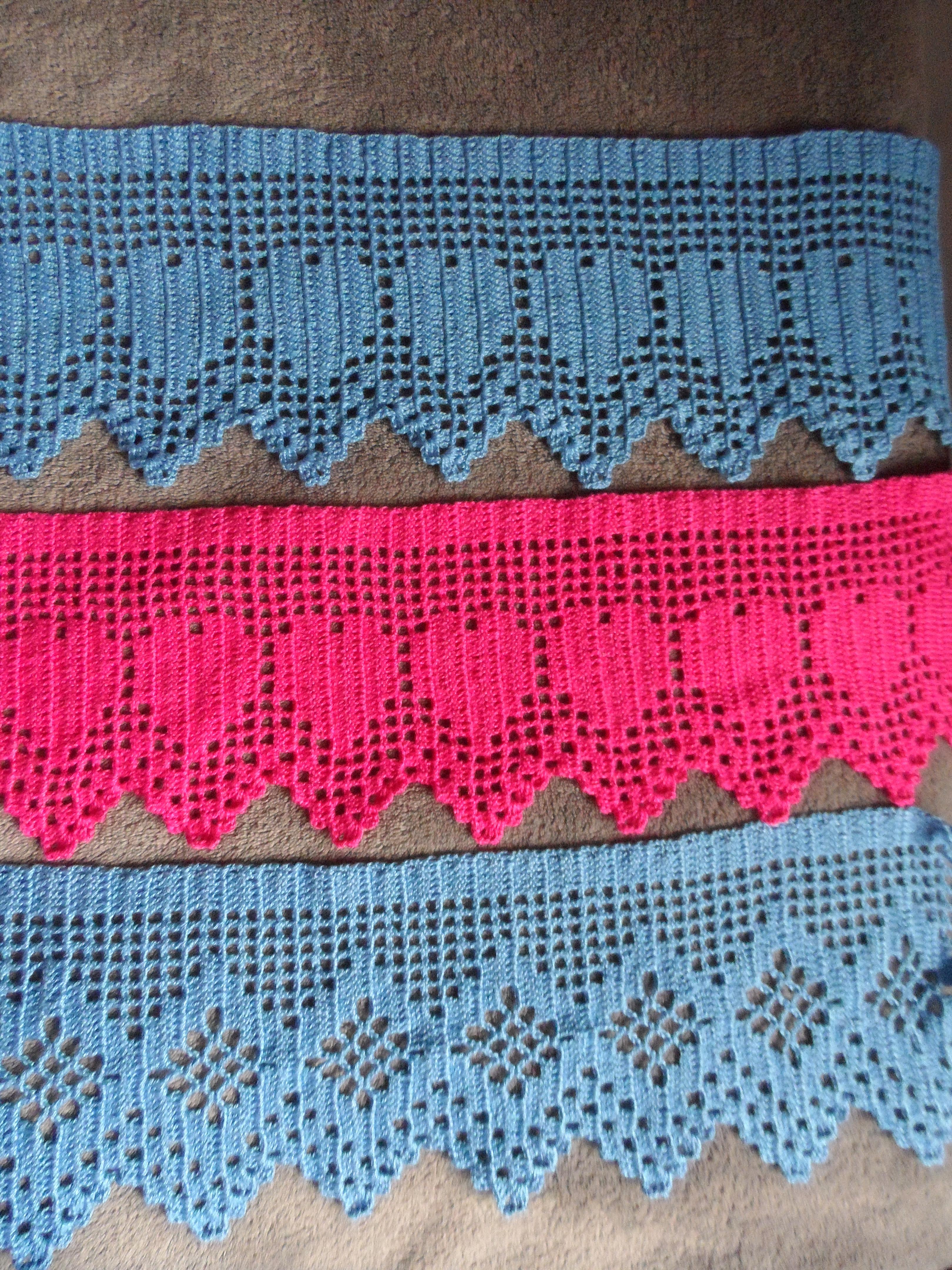 Pin Bicos De Croch Para Panos Prato Portal Pelautscom on Pinterest
