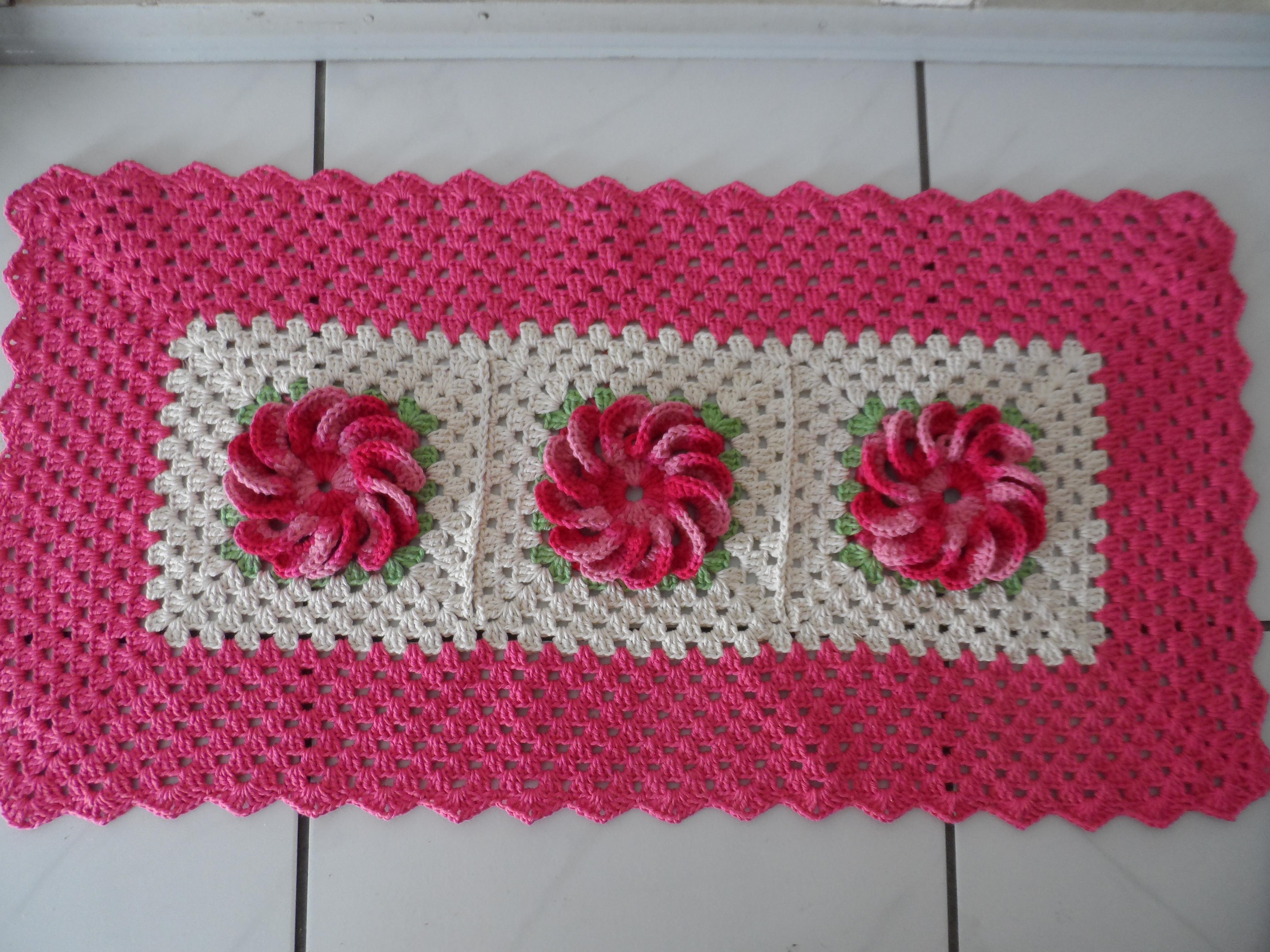 Tapete Artes Da Cata -> Fotos De Tapete De Croche